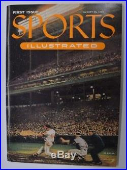 1954 Sports Illustrated 1st Edition Excellent Condition