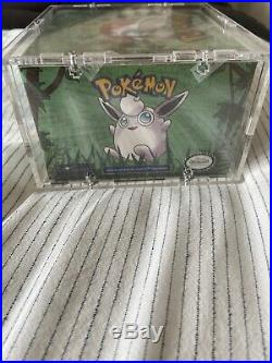 1st Edition Jungle Booster Box (excellent Condition)