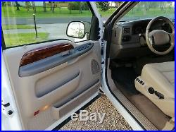 2001 Ford Excursion Limited Edition