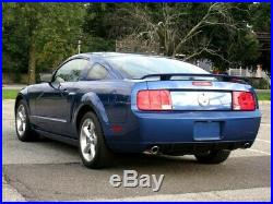 2008 Ford Mustang California Special