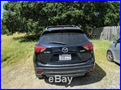 2014 Mazda CX-5 Grand Touring Tech Package