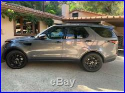 2018 Land Rover Discovery HSE Black