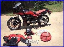 A Rare Edition In Excellent Condition-1985 Kawasaki GPz550