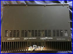 ADCOM GFA-585 Limited Edition Stereo Power Amplifier in Excellent Condition