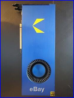 AMD Radeon Vega Frontier Edition 16GB Excellent Condition used for photography