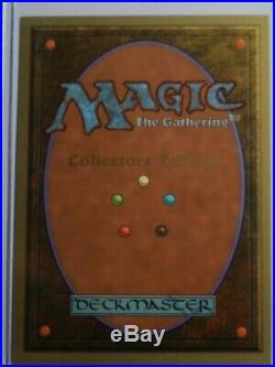 Ancestral Recall MTG Collectors Edition NM RARE Excellent Condition