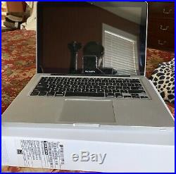 Apple Mac book Pro 13 2013 Edition Used In Excellent Condition