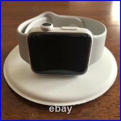 Apple Watch Edition Series 2 White Ceramic 42mm. Used, excellent condition