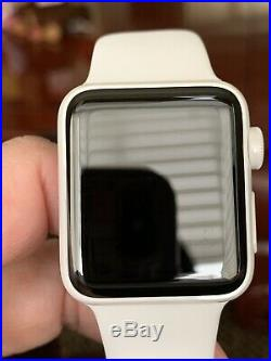 Apple Watch Series 3 Limited Edition White Ceramic 38mm In Excellent Condition