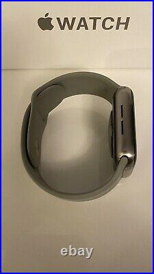 Apple Watch Series 5 Edition Brushed Titanium Case 44mm Excellent Condition