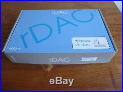 Arcam rDAC wireless version and rWave dongle excellent condition boxed