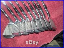 BEN HOGAN DECADE 1983 EDITION IRON SET, 2-Equalizer, in Excellent Condition