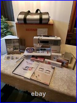 BERNINA B550 Quilters Edition Sewing Machine Excellent Condition