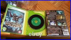 Bioshock Limited Edition Xbox 360 Collectors excellent condition with bonus items