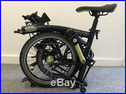 Brompton S2L New York Limited Edition Excellent Condition