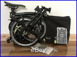 Brompton S2L New York Limited Edition Excellent Condition ON OFFER