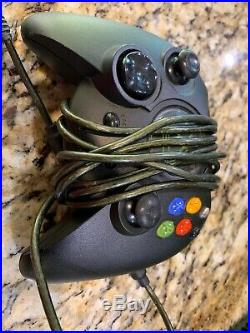 CLASSIC MICROSOFT XBOX LAUNCH EDITION 8GB EXCELLENT CONDITION BLACK WithGAME
