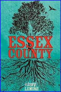 COMPLETE ESSEX COUNTY HARDCOVER EDITION By Jeff Lemire Excellent Condition