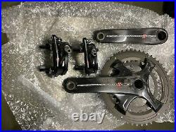 Campagnolo Super Record EPS Groupset-11 speed Excellent Condition. Version 3