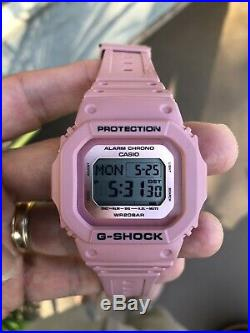 Casio G-Shock Lover's Limited Edition 2018 Excellent Condition