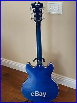 D'Angelico Grateful Dead Limited Edition Excellent Condition