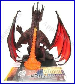 D&D Icons COLOSSAL RED DRAGON Limited Edition Miniature Excellent Condition