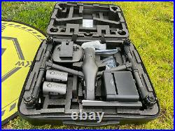 DJI Inspire 1 Pro Black Edition with X5 Camera & Case Excellent Condition