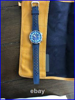 Dan Henry 1970 Automatic Diver Limited Edition Watch Excellent Condition