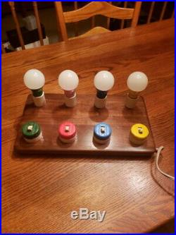 Deluxe Version of the Magic Switchboard (Magic Master) -Excellent Condition