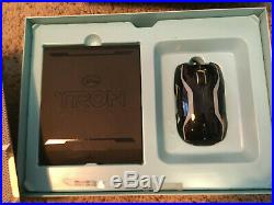 Disney Razer Tron Keyboard and Mouse Limited Edition Set Excellent Condition