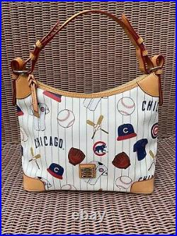 Dooney & Bourke Chicago Cubs Tote/Handbag Limited Edition, Excellent Condition