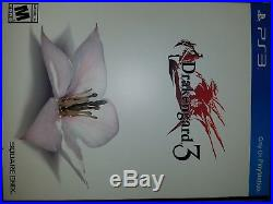 Drakengard 3 Collector's Edition Used in Excellent Condition