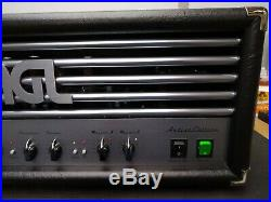 ENGL E651 Artist Edition Tube Head withENGL Z9 Foot Switch. Excellent Condition
