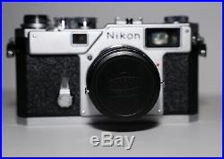 EXCELLENT CONDITION Nikon S3 2000 Limited Edition 35mm Rangefinder USED