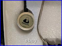 EXCELLENT Condition Thinklabs Rhythm ds32a+ LE Digital Electronic Stethoscopes