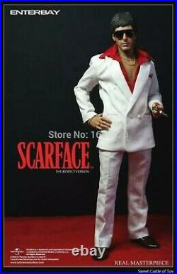 Enterbay Scarface 1/6 Scale Respect Version excellent condition