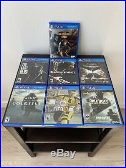 Excellent Condition PlayStation 4 Slim Days of Play Limited Edition Blue