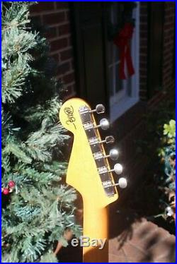 FENDER LIMITED EDITION JOHN MAYER STRATOCASTER 2010 Excellent Condition