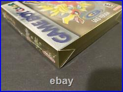 Factory Sealed Pokemon Gold Version Excellent Condition