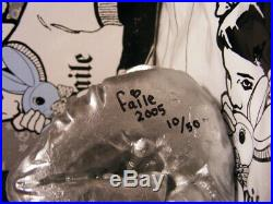 Faile'bunny Boy' Very Rare Limited Edition Sculpture Excellent Condition