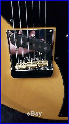 Fender Limited Edition Parallel Universe Meteora Excellent Condition