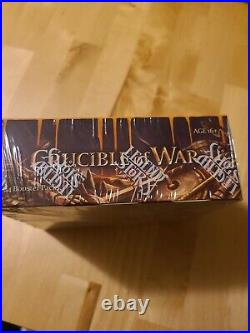 Flesh and Blood Crucible of War TCG Booster Box 1st edition. Excellent condition