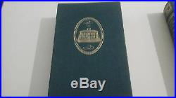 GONE WITH THE WIND PATRON'S EDITION EXCELLENT CONDITION 22 KARAT GOLD WithCOA