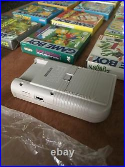 Gameboy DMG01 First Edition Collection Excellent Condition