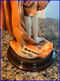 Giuseppe Armani Limited Edition Sculpture Sea Song EXCELLENT CONDITION