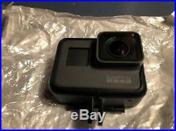 GoPro Hero 6 Black Edition (Used) Excellent Condition, Make Offer