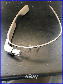 Google Glass Explorer Edition Shale Grey (Used, Excellent Condition)