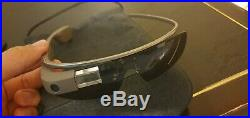 Google Glass Explorer Edition excellent condition. Comes with shades and pouch