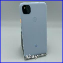 Google Pixel 4a 128GB Barely Blue Limited Edition Unlocked Excellent Condition