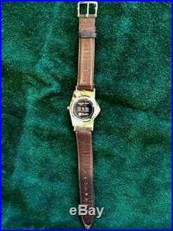 Hamilton Gold Ventura Watch Excellent Condition Registered Edition